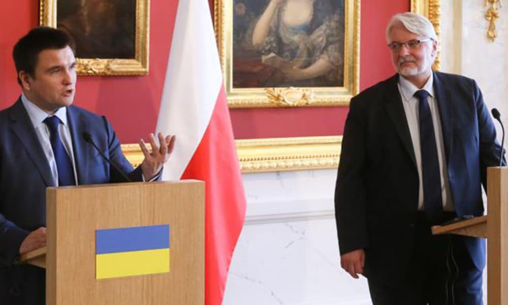 Szef MSZ Polski i Ukrainy zapowiadają wspólne działania na rzecz ochrony miejsc pamięci i bezpieczeństwa energetycznego